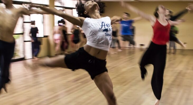 Dance Sport, Exercise and Health